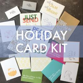 Holiday Card Kit