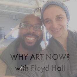 Why Art Now?
