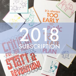 2018 Subscription